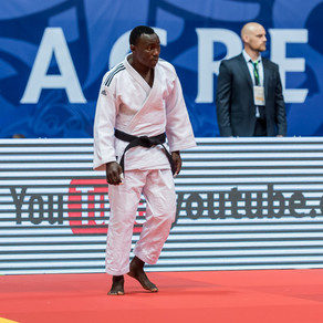 Mung'andu goes for Judo Championships; Another chance at Olympics qualification