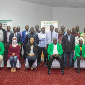 NOCZ AGM: Federations pass key resolutions, amend constitution