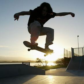 Skateboarding, a sport growing rapidly in Zambia