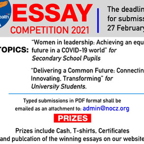 2021 COMMONWEALTH DAY ESSAY WRITING COMPETITION