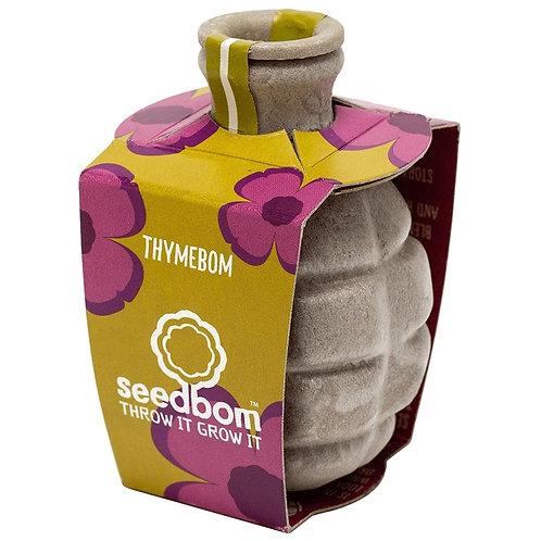Thymebom - Seedbom