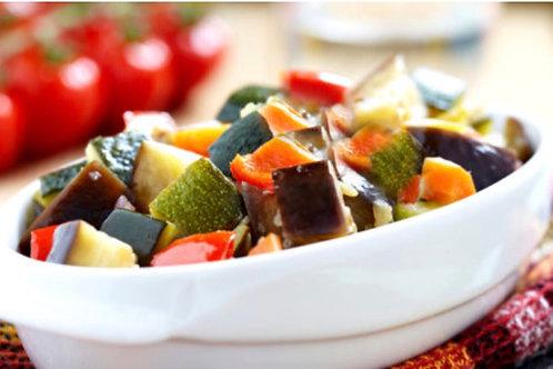 Mediterranean Roasting Vegetables 500g