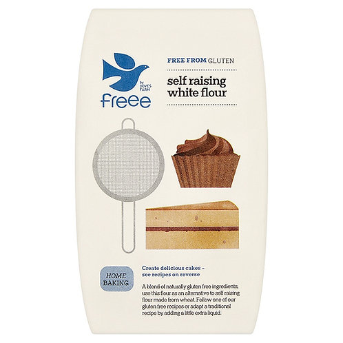 Gluten Free Organic Self Raising Flour