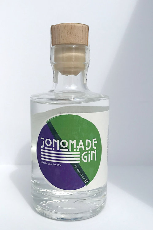 Jonomade Classic London Dry Gin 700ml