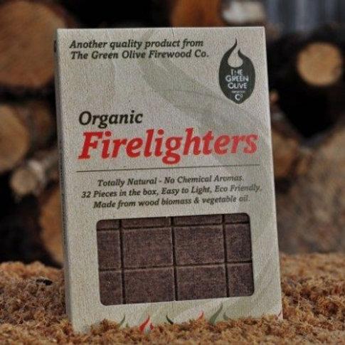 Organic Firelighters