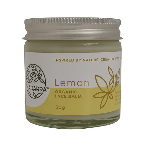 Nadarra Lemon Face Balm