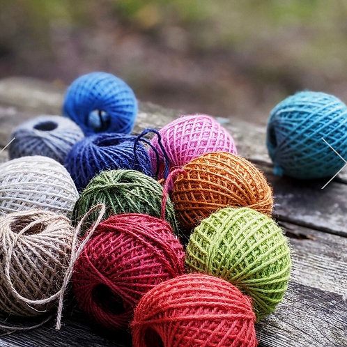 Natural Jute Twine from Nutscene - 40m Ball