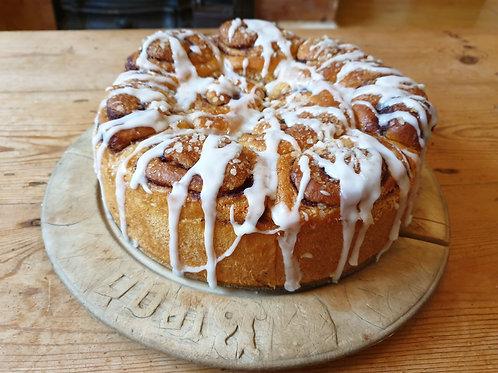 Scandibakes Bun Cake - whole