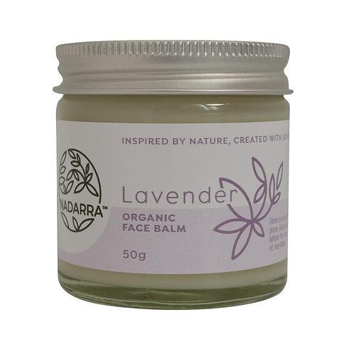 Nadarra Lavender Face Balm
