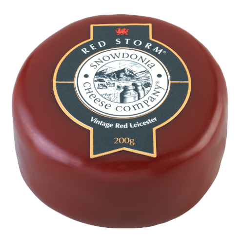 Snowdonia Cheese Co - Red Storm