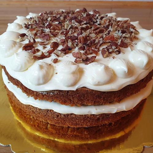 Scandinavian Carrot Cake