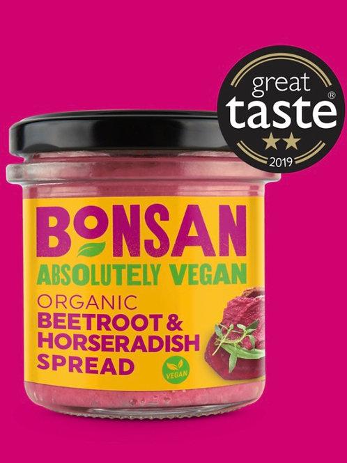 Bonsan Beetroot Pate