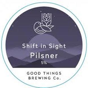 Shift in Sight Pilsner 440ml