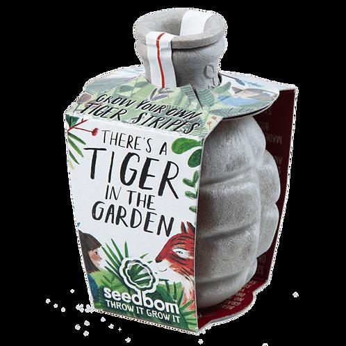Tigerbom - Seedbom