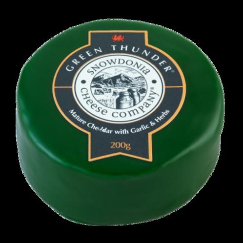 Snowdonia Cheese Co - Green Thunder