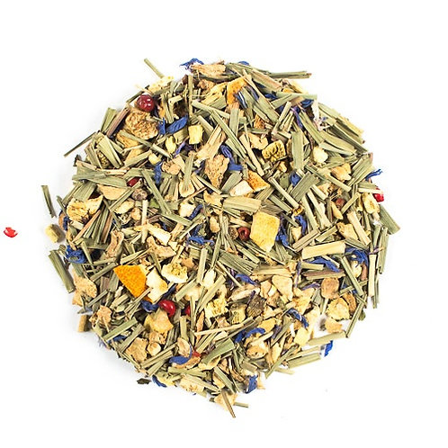 Lemon and Ginger Loose Tea