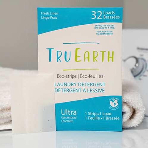 Try Earth Laundry Eco Strips