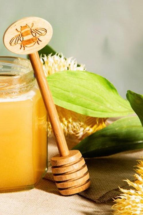 Bamboo Honey Spoon