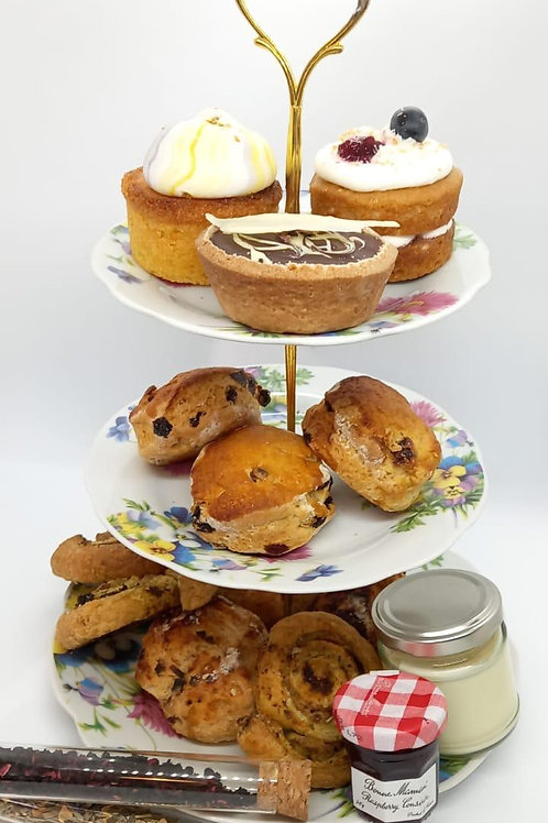 Afternoon Queen Tea in a box!