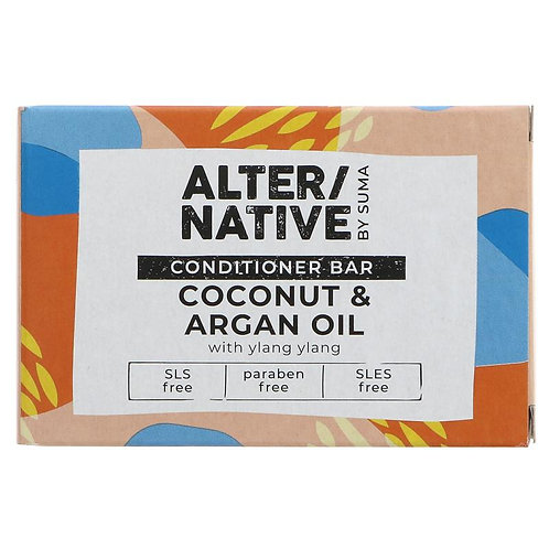 Alternative Coconut & Argan Oil conditioner bar