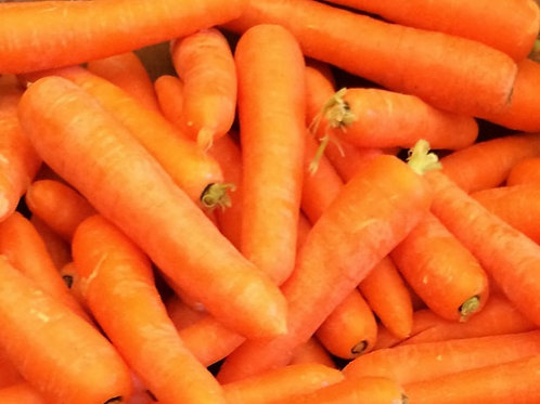 Organic Loose Carrots (UK)