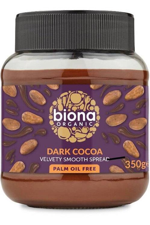 Biona Dark Cocoa Spread