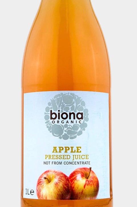 Biona Organic Apple Juice 1L