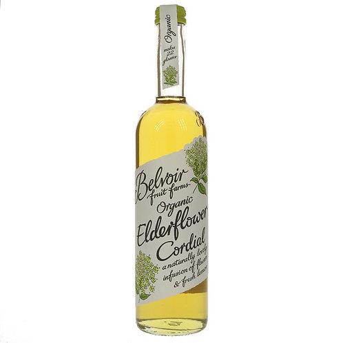 Belvoir elderflower
