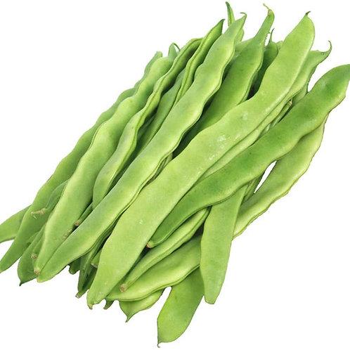 Organic Flat Bean (Spain)