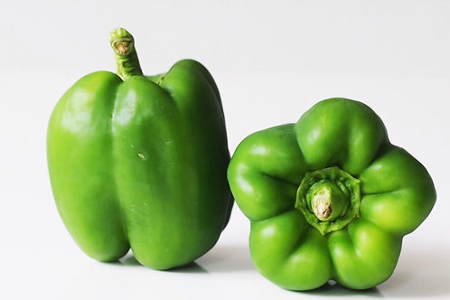 Organic Green Peppers