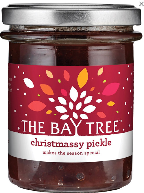 Christmassy Pickle