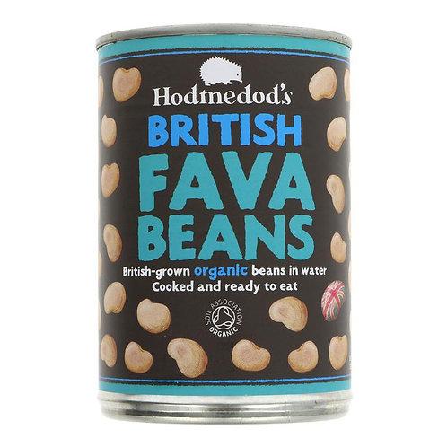 Hodmedod's Organic Whole Fava Beans