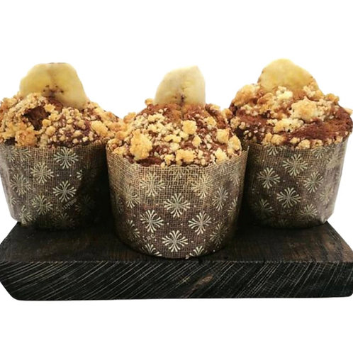Large Banana Muffin