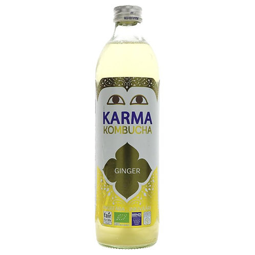 Karma Kombucha Ginger