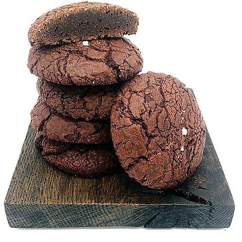 Rye & Salted Chocolate Cookie