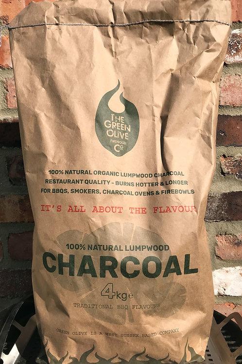 Long Burn Lumpwood Charcoal 4kg