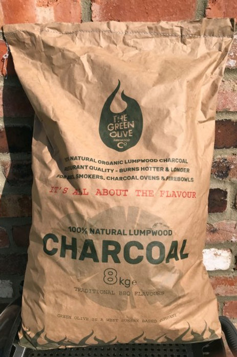 Long Burn Lumpwood Charcoal 8kg
