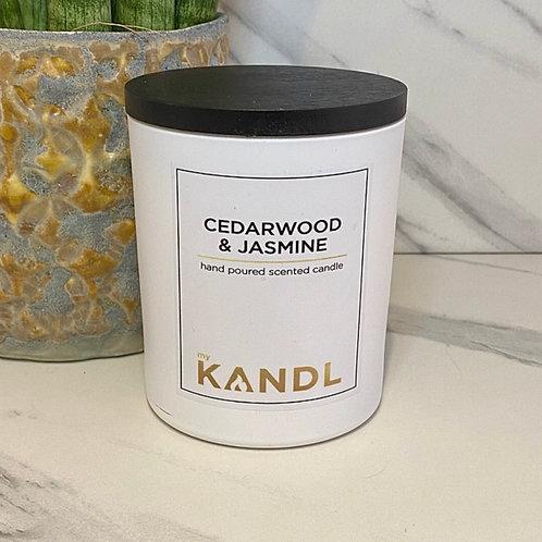My Kandl Cedar & Jasmine