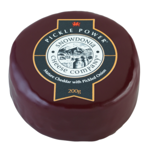 Snowdonia Cheese Co - Pickle Power