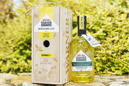 Warners Honeybee Gin Gift