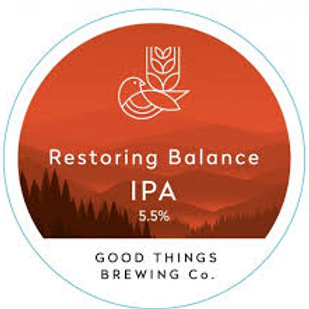 Restoring Balance IPA 440ml