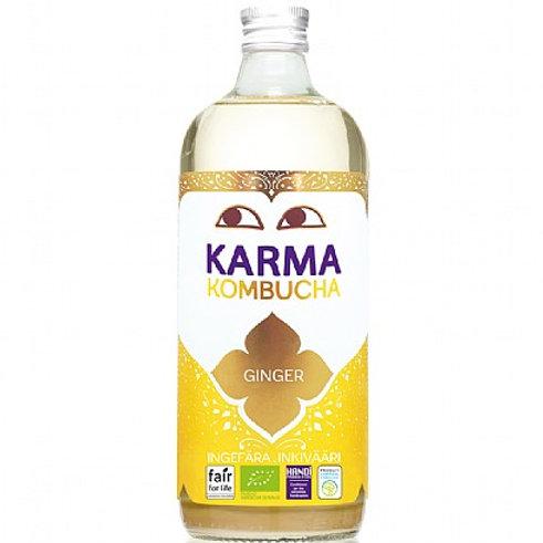 Karma Kombucha Ginger 500ml