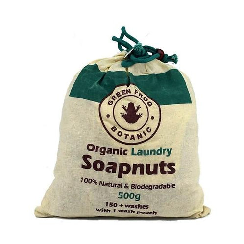 Green Frog Organic Soap Nuts 500g