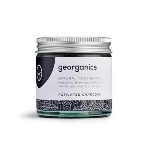 Georganics Natural Toothpaste - Charcoal