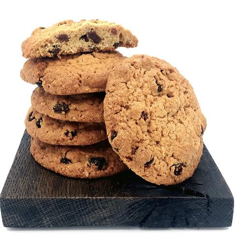 Oatmeal and Raisin Cookie