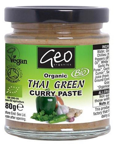Geo Thai Green Curry Paste