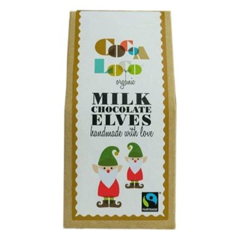 Cocoa Loco Milk Chocolate Elves