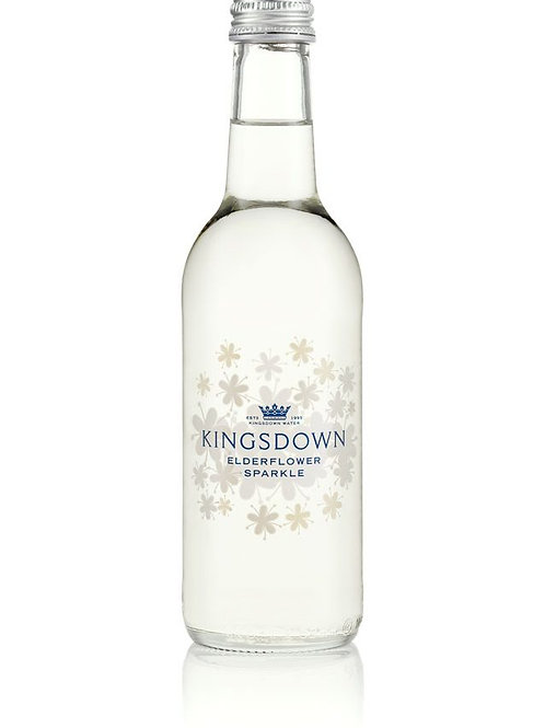Kingsdown Elderflower sparkle