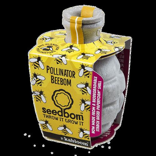 Pollinator Beebom - Seedbom