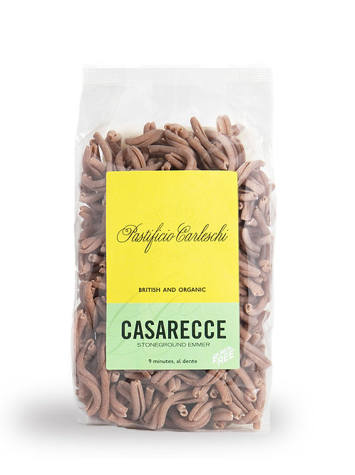 Organic Emmer Casarecce (wholemeal)